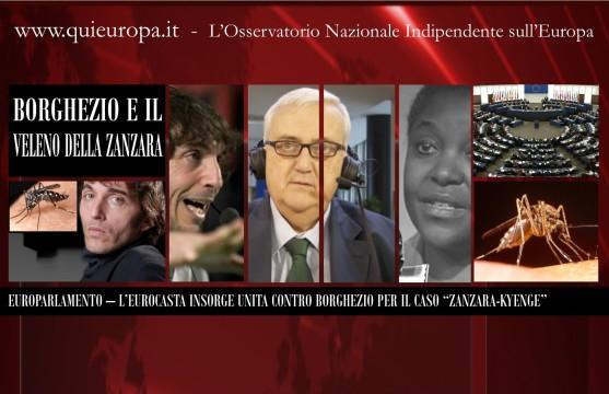 Mario Borghezio, La Zanzara