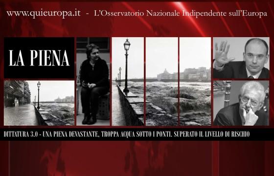 Monti - Letta - Dittatura 3.0