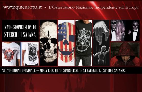 New World Order - Fashion and the Satan's Dung