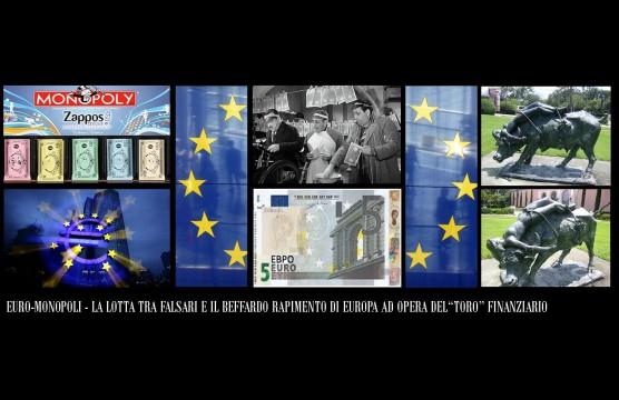 Euro-Guerra-tra-Falsari-Zeus-e-il-Rapimento-di-Europa