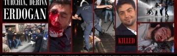 La Deriva Turca - Morti e Repressione - Governo Erdogan