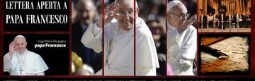 Lettera Aperta a Papa Francesco - Nuovo Ordine Mondiale e Agenda Gay