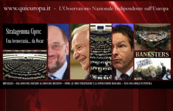 Strategie Ue e Unione Bancaria