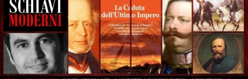 Cosimo Massaro - Schiavi Moderni - Qui Europa - Sergio Basile - Brigantaggio