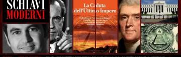 Cosimo Massaro - Schiavi Moderni - Terza Parte - L'Illegittimo Predominio del Dollaro USA