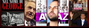 Dissenso Pilotato - Correa - Avaaz - Soros