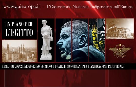 Roma Delegazione Governo Mori - Egitto
