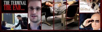 Snowden - The Terminal - Putin - Obama