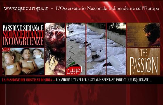 Strage in Siria - Dai video emergono particolari inquietanti