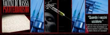 Vaccini e Psicoterrorismo