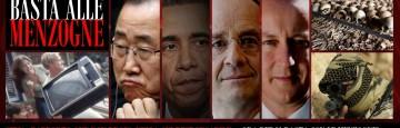 Lies - menzogne sulla Siria - Rapporto ONU