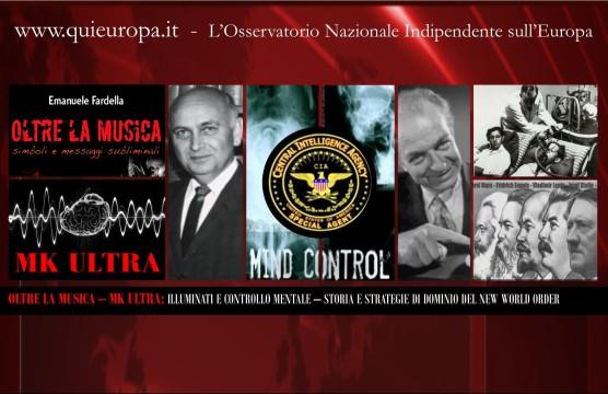 MK ULTRA - CIA
