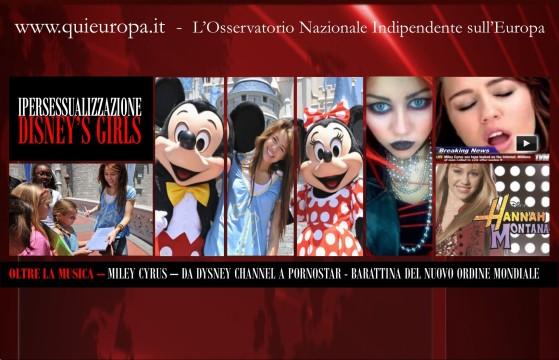 Miley Cyrus - Disney Channel - New World Order