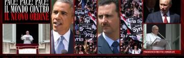 Papa Francesco - Angelus - Barack Obama - Syria