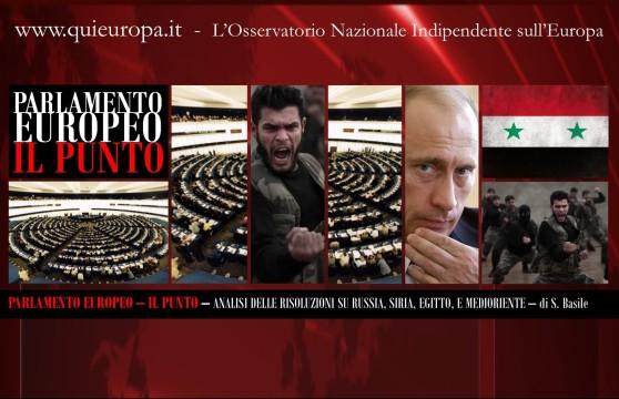 Parlamento Europeo - Syria - Siria - European Parliament