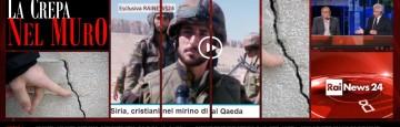 RAINEWS24 - BUGIE VERITA' SIRIA - CRISTIANI