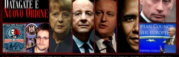 Datagate - Merkel - Hollande - Cameron