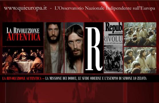 Simone lo Zelota -Rivoluzione