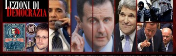 Siria - Datagate - Kerry