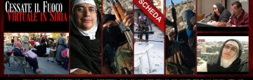 Siria - Madre Agnes de la Croix - Tentata Nuova Strage