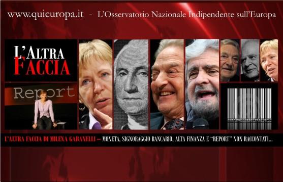 Gabanelli, Soros, Premio Terzani 2013,  Grillini