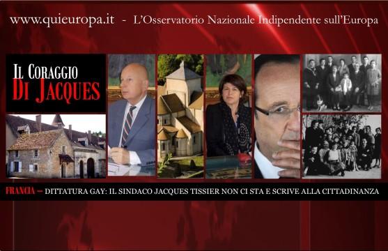 Jacques Tissier - Dittatura Gay