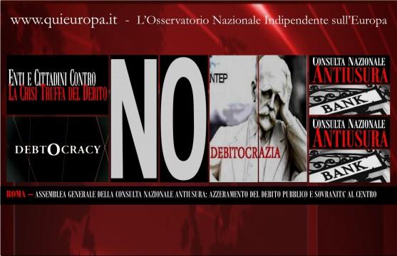 Consulta Nazionale Antiusura - Assemblea Roma