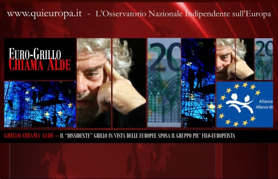 Europeista Grillo