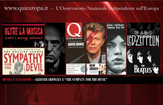 Aleister Crowley - Satanismo