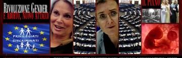 Dittatura Gender e Aborto -Rapporto Lunacek