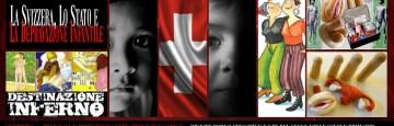 Svizzera - Deriva Porno nelle scuole - Ipersessualizzazione infantile