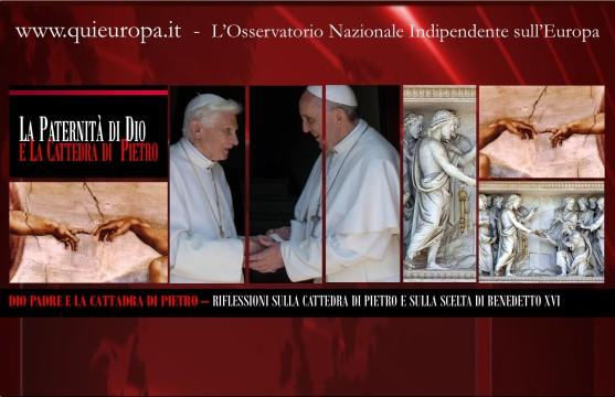 Benedetto XVI e la Paternità di Dio