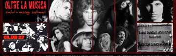 CLUB 27 - Morrison Cobain