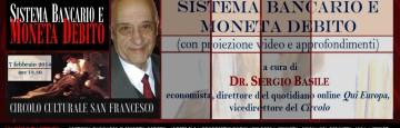 Circolo Culturale San Francesco - CZ - Auriti e la Moneta Debito