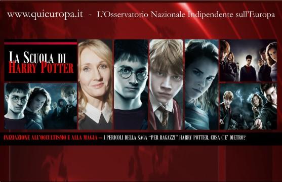 Harry Potter e i Pericoli dell'Occultismo