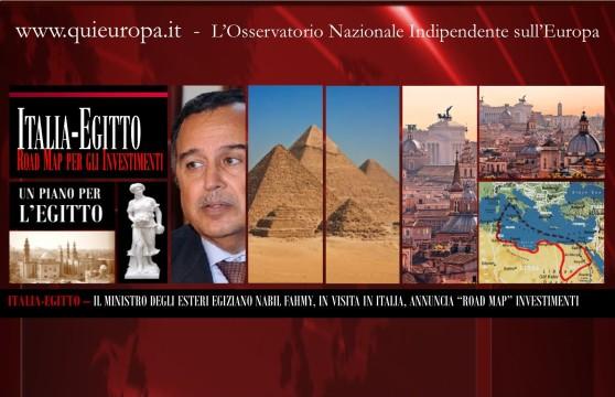 ITALIA EGITTO - FAHMY