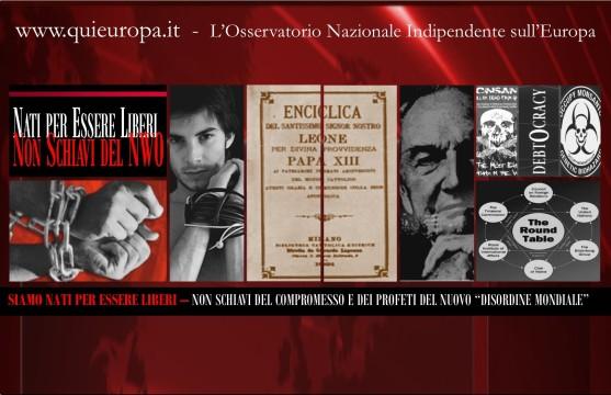 Nati per Essere Liberi - Vangelo - Circolo Culturale San Francesco