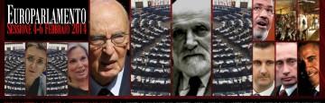 Parlamento Europeo - 4 Febbraio 2014