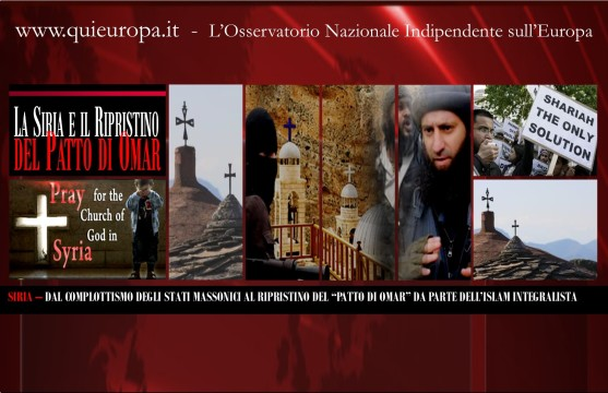 Ripristino del Patto di omar - Siria