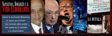 Sovranità Monetaria - Napolitano - BCE - Auriti