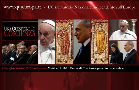 Papa Francesco, messa con i politici