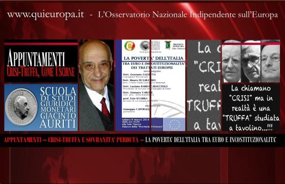 Pescara - Convegno Crisi Truffa - Mauro Di Sabatino