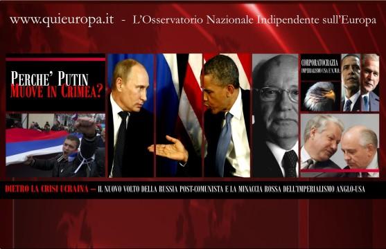 Putin in Crimea - Crisi Ucraina