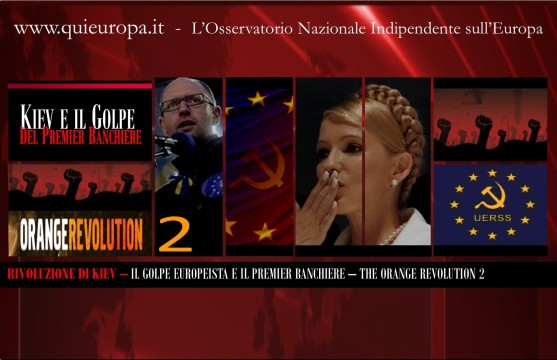 Revolution Kiev - Communism EU