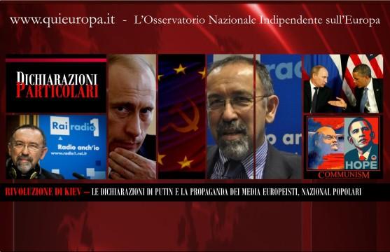 Rivolution Kiev - Putin