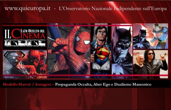 Marvel - Massoneria - Spider Man