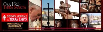 Venerdì Santo 2014 - Colletta - Terra Santa