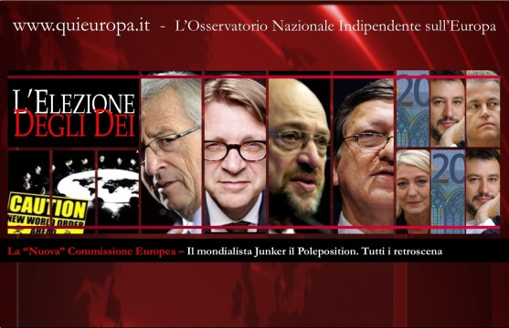 Commissione europea - european commissione - Junker - Renzi