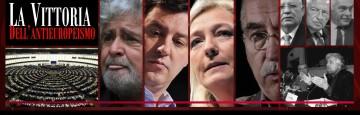 Elezioni europee 2014 - vince l'antieuropeismo