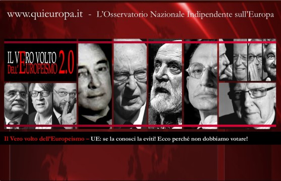 Europeismo - Elezioni 2014 - ecco perchè io non voto